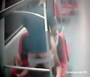 Une amatrice baisée dans le métro