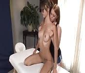 Massage charnel