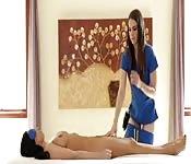 Massage romantique
