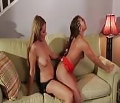 Les lesbiennes en chaleur