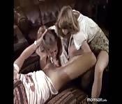 Du sexe incestueux dans ce porno vintage