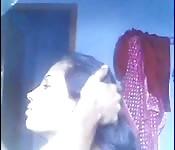 Sexe chaud entre un couple indien