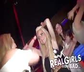 Une fête faite par les filles et pour les filles